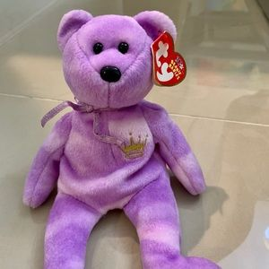 """Beanie Baby 10 yrs ty original """"Yours Truly"""""""